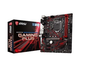 B360M GAMING PLUS