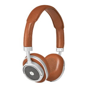 Master&Dynamic MW50 SILVER/BROWN bluetooth ワイヤレスヘッドホン