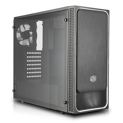 CoolerMaster クーラーマスター ミドルタワー PCケース MasterBox E500L (MCB-E500L-KA5N-S02)