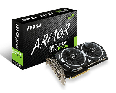 GEFORCE GTX1070Ti ARMOR 8G
