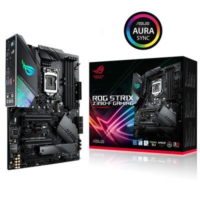 ASUS エイスース マザーボード ROG STRIX Z390-F GAMING [LGA1151 Z390]