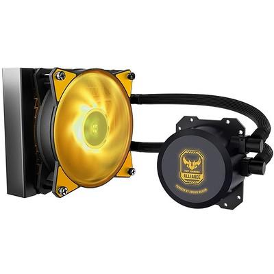 CoolerMaster MASTERLIQUID ML120L RGB TUF GAMING EDITION クーラーマスター 一体型水冷CPUクーラー [MLW-D12M-A20PW-RT]