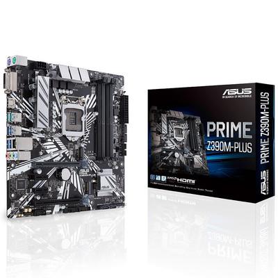 ASUS エイスース マザーボード PRIME Z390M-PLUS [LGA1151 Z390]