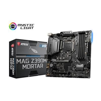 MSI エムエスアイ マザーボード MAG Z390M MORTAR [LGA1151 Z390]