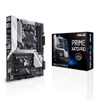 ASUS エイスース マザーボード PRIME X470-PRO [AMD AM4 Ryzen X470]