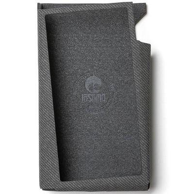 Astell&Kern A&norma SR15用 純正ケース Charcoal Gray [チャコールグレー AK-SR15-CASE-GRY]