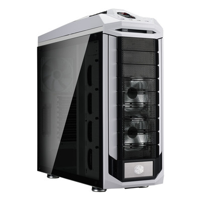 CoolerMaster クーラーマスター フルタワー PCケース STRYKER SE (SGC-5000W-KWN2)