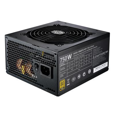 CoolerMaster クーラーマスター 80 PLUS GOLD フルモジュラー PC用電源 MWE GOLD 750[MPY-7501-AFAAG]