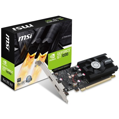 GEFORCE GT1030 2G LP OC