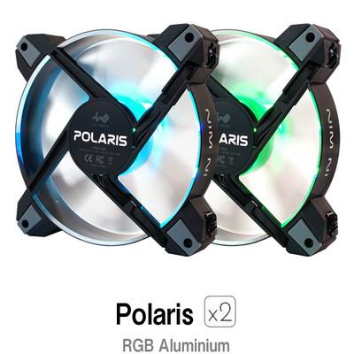 Polaris RGB Almi (2pcs pack)