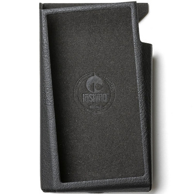 Astell&Kern A&norma SR15用 純正ケース Neo Black [ネオブラック AK-SR15-CASE-BLK]