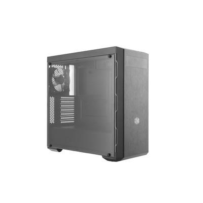 CoolerMaster クーラーマスター LED搭載 ミドルタワー PCケース MasterBox MB600Lシリーズ グレー [MCB-B600L-KA5N-S02]
