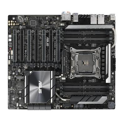 ASUS エイスース マザーボード WS C422 SAGE/10G [LGA2066 C422]