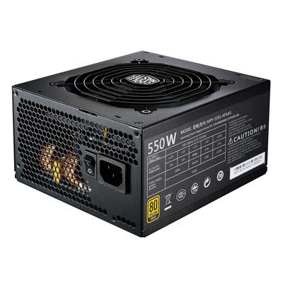 CoolerMaster クーラーマスター 80 PLUS GOLD フルモジュラー PC用電源 MWE GOLD 550 [MPY-5501-AFAAG]