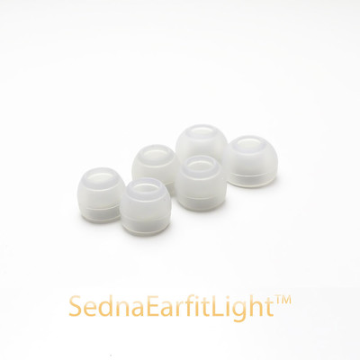 AZLA SednaEarfit Light [S/M/L 各1ペアセット]