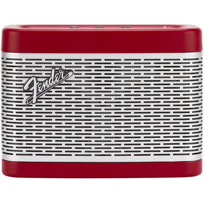 Fender NEWPORT BT Speaker Red