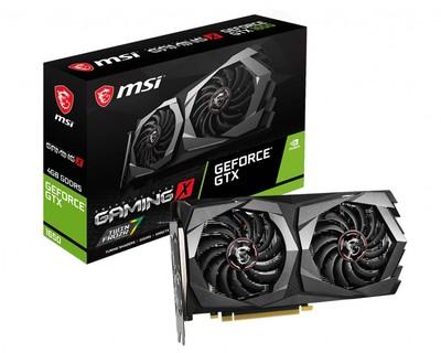 MSI エムエスアイ グラフィックボード GeForce GTX 1650 GAMING X 4G [NVIDIA GeForce GTX 1650 / 4GB]