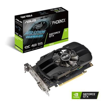 ASUS エイスース グラフィックボード PH-GTX1650-O4G [NVIDIA GeForce GTX 1650 / 4GB]