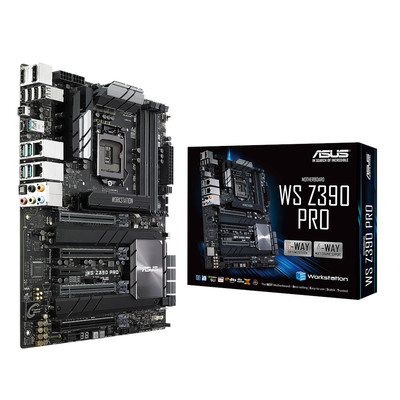 ASUS エイスース マザーボード WS Z390 PRO [LGA1151 Z390]