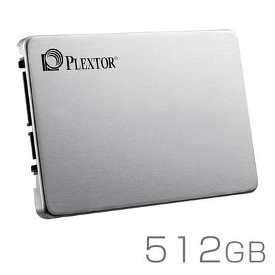 PLEXTOR PX-512M8VC プレクスター SSD M8VCシリーズ 512GBモデル [2.5インチ SATA接続]