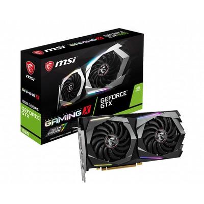 MSI エムエスアイ グラフィックボードGeForce GTX 1660 GAMING X 6G
