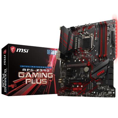 MSI エムエスアイ マザーボード MPG Z390 GAMING PLUS [LGA1151 Z390]