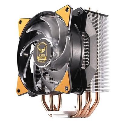 CoolerMaster MASTERAIR MA410P TUF GAMING EDITION クーラーマスター 空冷CPUクーラー [MAP-T4PN-AFNPC-R1]