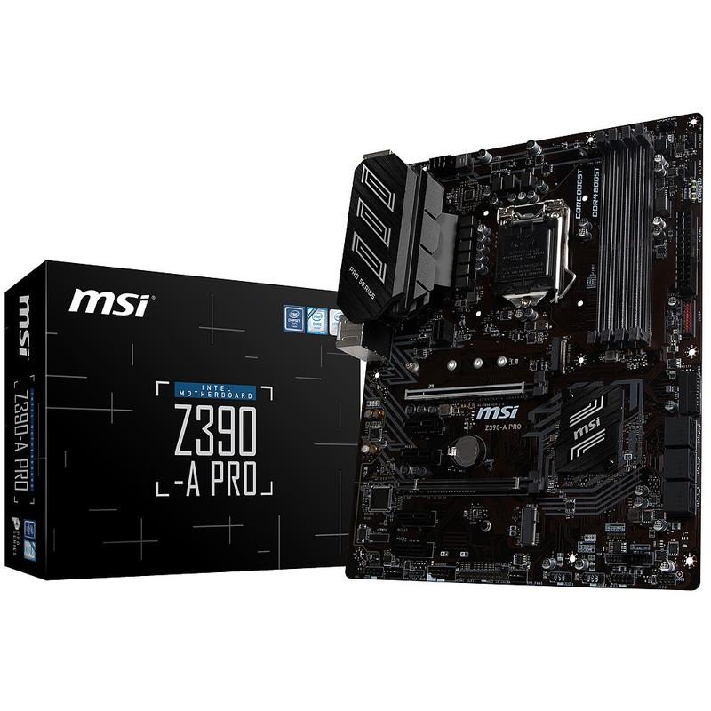 MSI エムエスアイ マザーボード Z390-A PRO [LGA1151 Z390]