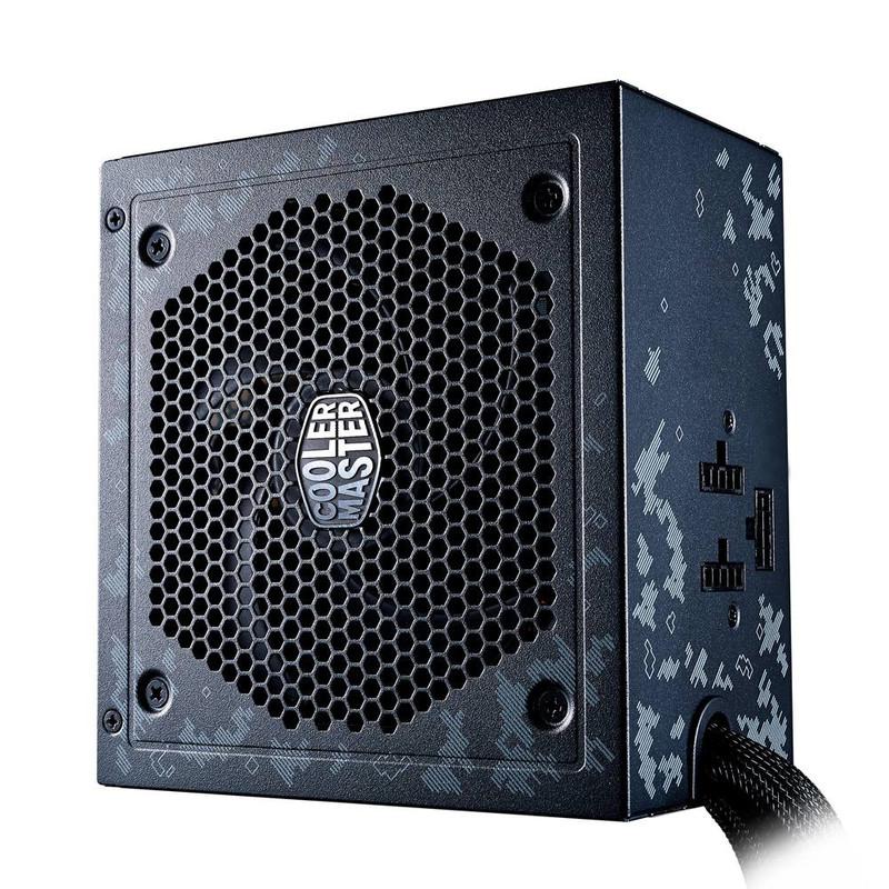 CoolerMaster クーラーマスター セミモジュラー 80 PLUS BRONZE PC用電源 550Wモデル MasterWatt 550 TUF Gaming Edition [MPX-5501-AMAAB-JF]